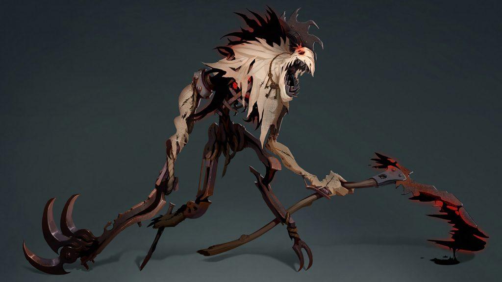 Fiddlesticks Rework